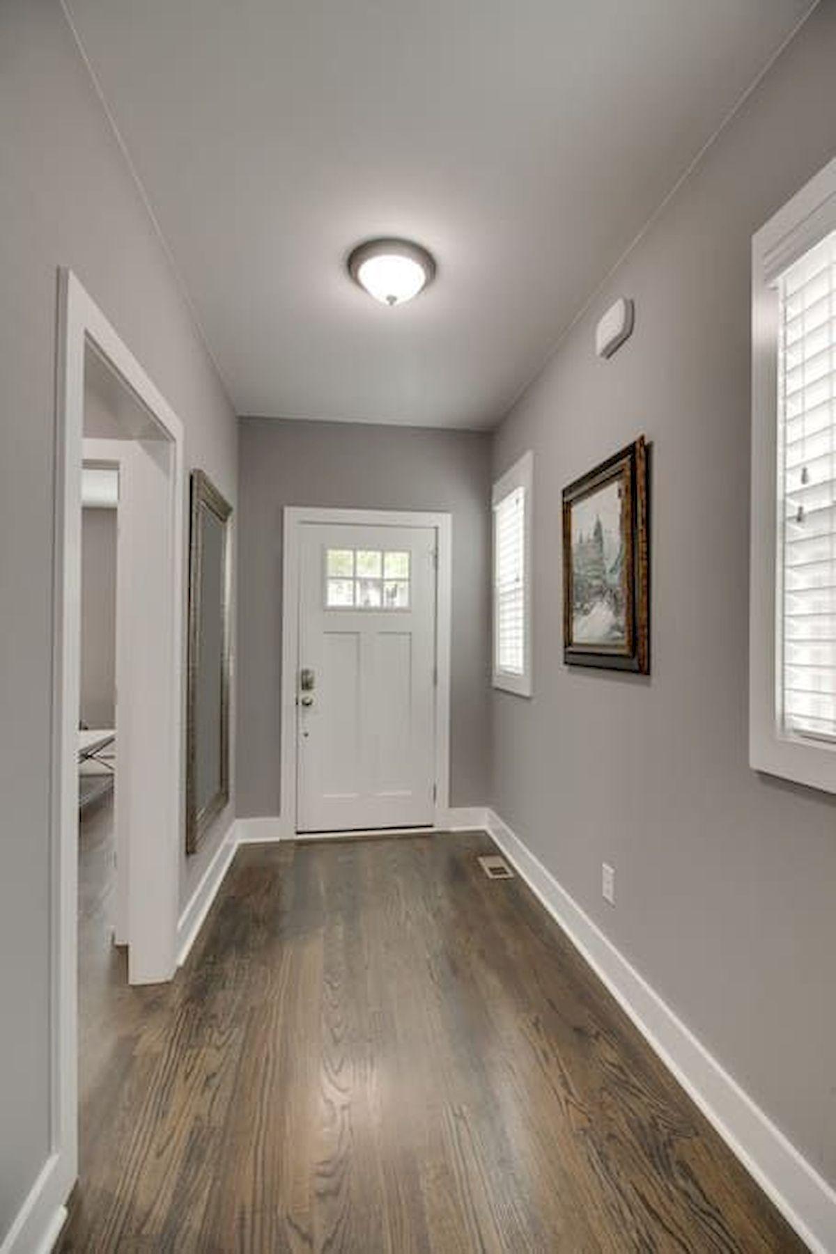 80 Gorgeous Hardwood Floor Ideas for Interior Home (69)