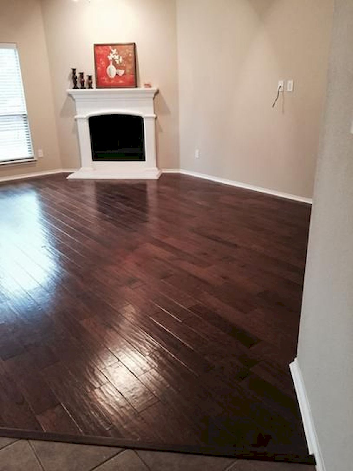 80 Gorgeous Hardwood Floor Ideas for Interior Home (70)