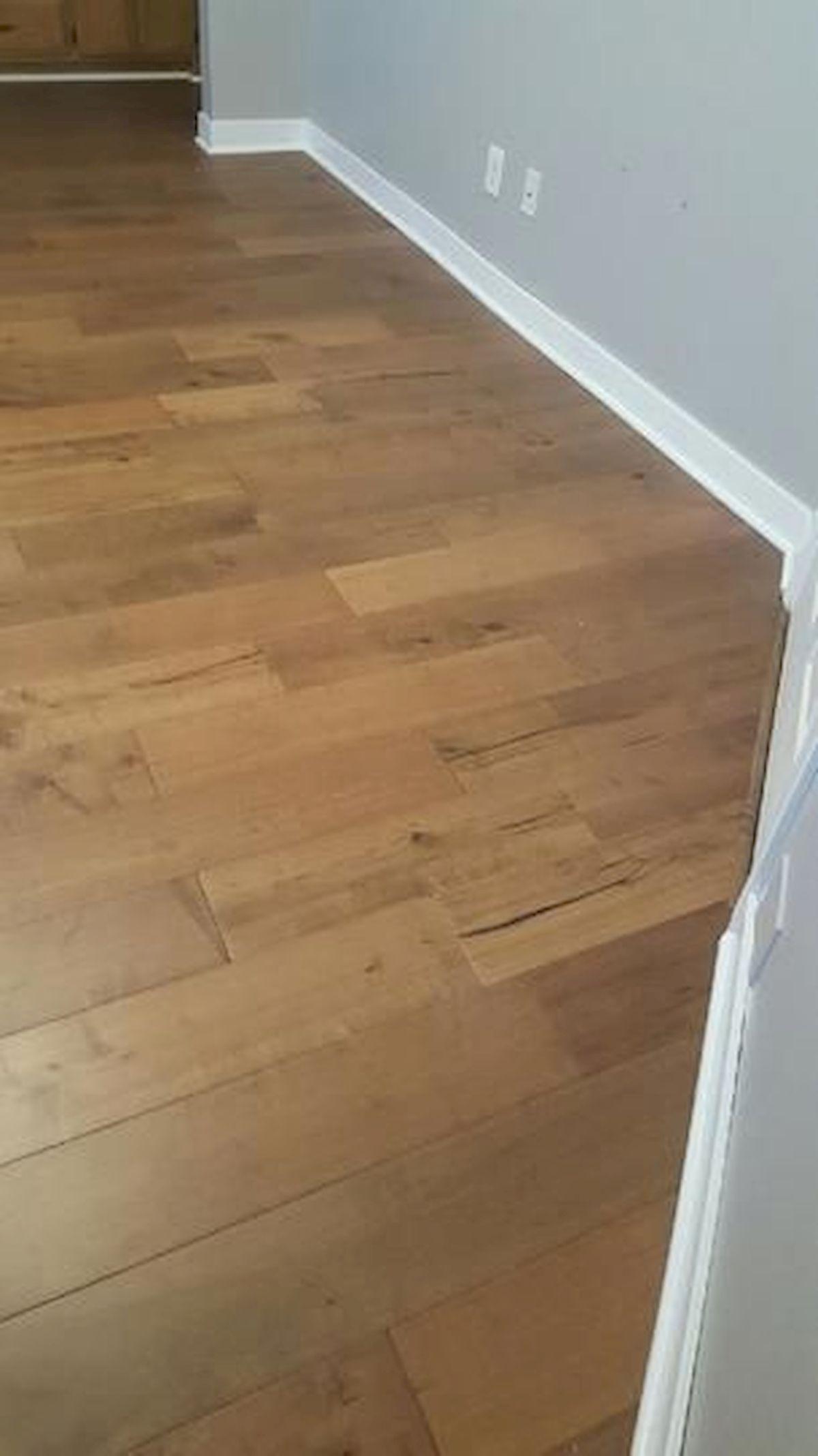 80 Gorgeous Hardwood Floor Ideas for Interior Home (78)