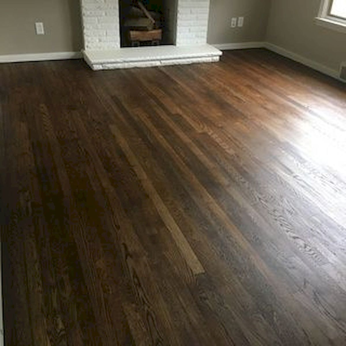 80 Gorgeous Hardwood Floor Ideas for Interior Home (79)