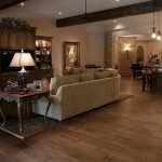 80 Gorgeous Hardwood Floor Ideas For Interior Home (9)