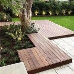 40 Beautiful Backyard Landscaping Ideas for Beauty Your Garden (10)