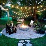 40 Beautiful Backyard Landscaping Ideas for Beauty Your Garden (11)