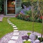 40 Beautiful Backyard Landscaping Ideas for Beauty Your Garden (29)