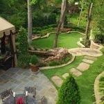 40 Beautiful Backyard Landscaping Ideas for Beauty Your Garden (32)