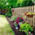 40 Beautiful Backyard Landscaping Ideas for Beauty Your Garden (34)