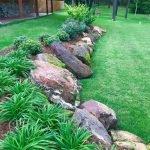 40 Beautiful Backyard Landscaping Ideas for Beauty Your Garden (36)