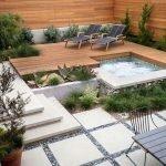 40 Beautiful Backyard Landscaping Ideas for Beauty Your Garden (40)