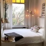 45 Awesome Small Apartment Bedroom Design and Decor Ideas (11)