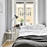 45 Awesome Small Apartment Bedroom Design and Decor Ideas (14)