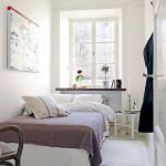 45 Awesome Small Apartment Bedroom Design and Decor Ideas (16)