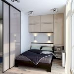 45 Awesome Small Apartment Bedroom Design and Decor Ideas (25)