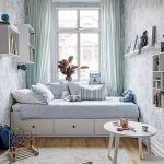 45 Awesome Small Apartment Bedroom Design and Decor Ideas (28)