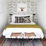 45 Awesome Small Apartment Bedroom Design and Decor Ideas (29)