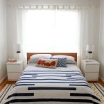 45 Awesome Small Apartment Bedroom Design and Decor Ideas (32)
