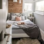 45 Awesome Small Apartment Bedroom Design and Decor Ideas (35)