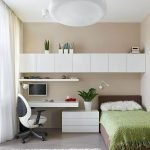 45 Awesome Small Apartment Bedroom Design and Decor Ideas (43)