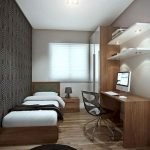 45 Awesome Small Apartment Bedroom Design and Decor Ideas (5)