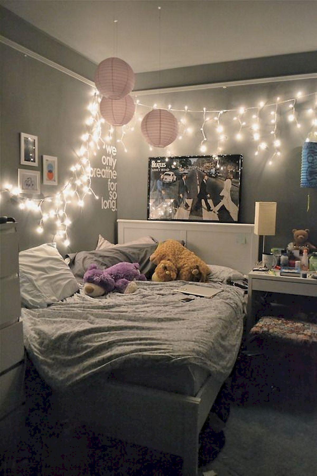 45 Beautiful Bedroom Decor Ideas for Teens (13)