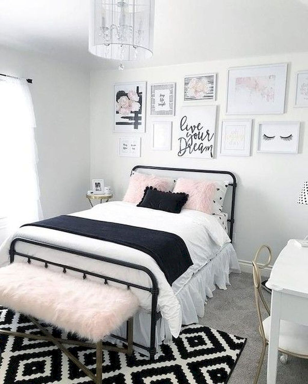 45 Beautiful Bedroom Decor Ideas for Teens (27)