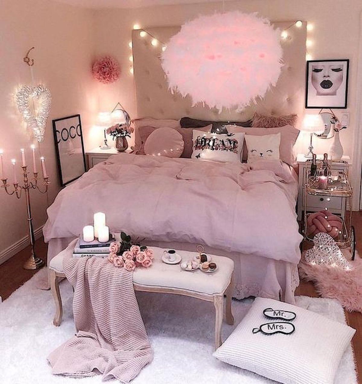 45 Beautiful Bedroom Decor Ideas for Teens (33)