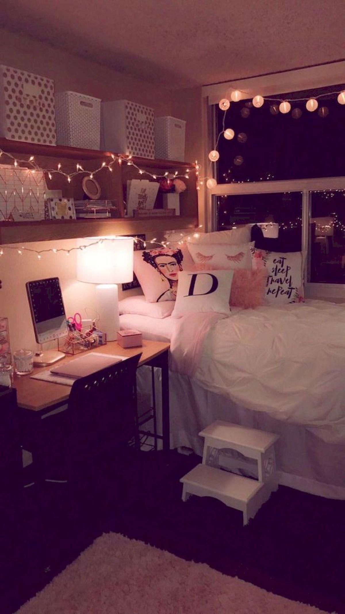 45 Beautiful Bedroom Decor Ideas for Teens (36)