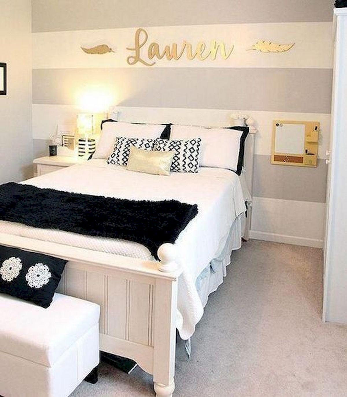 45 Beautiful Bedroom Decor Ideas for Teens (38)