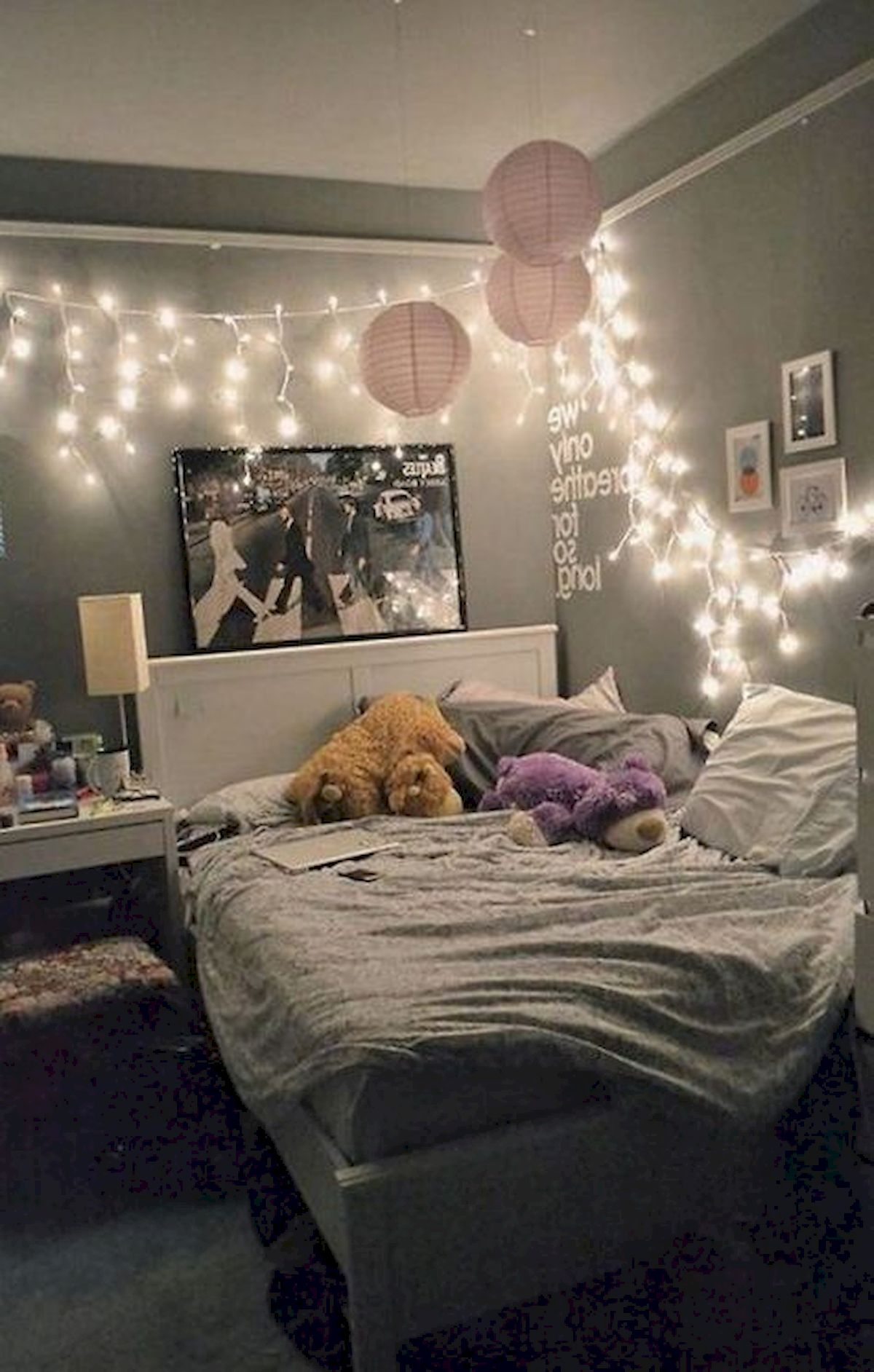 45 Beautiful Bedroom Decor Ideas for Teens (41)