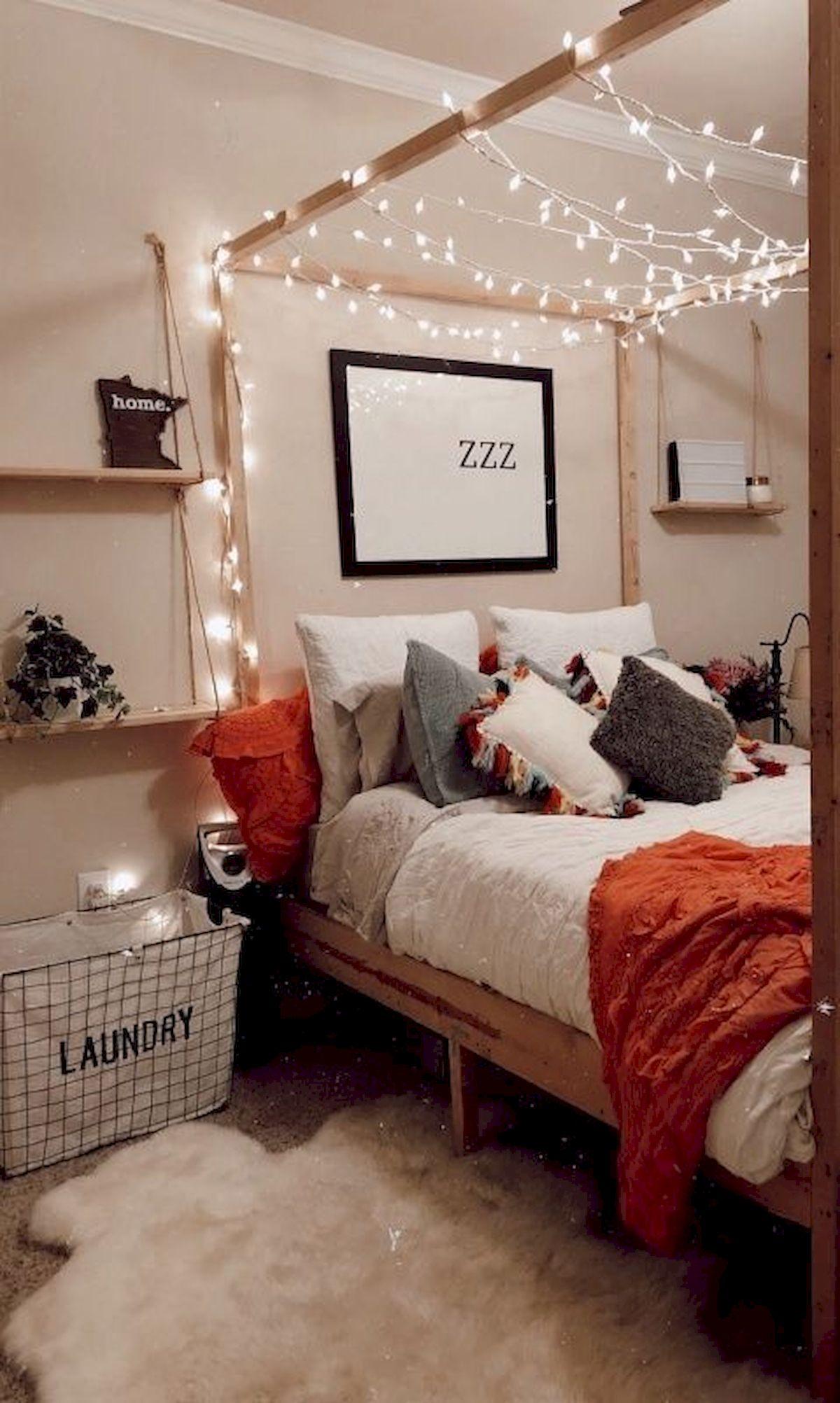 45 Beautiful Bedroom Decor Ideas for Teens (7)