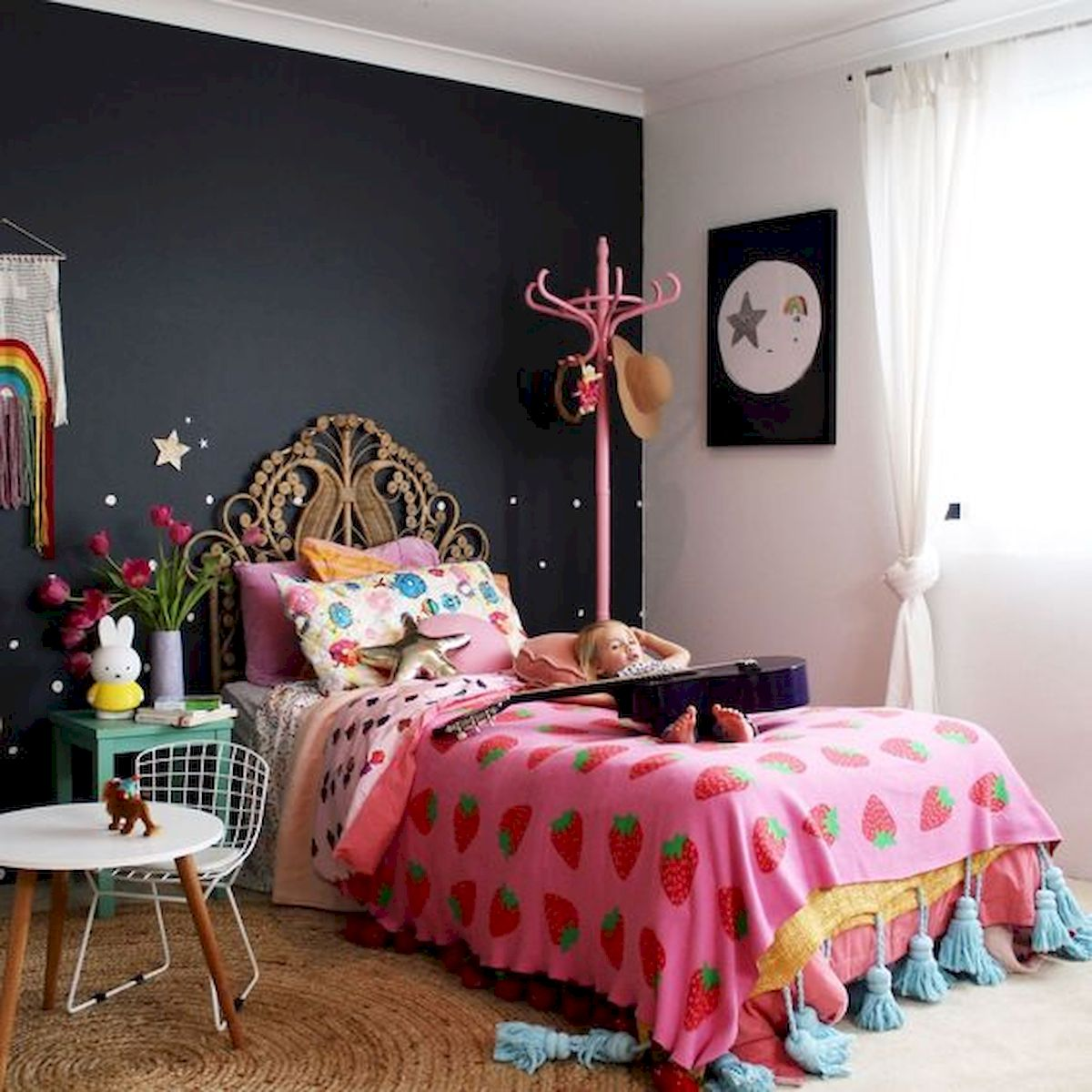 50 Beautiful Bedroom Design Ideas for Kids - house8055.com