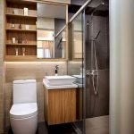 50 Brilliant Storage Design Ideas for Small Bathroom To Make It Look Spacious (15)