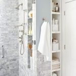 50 Brilliant Storage Design Ideas for Small Bathroom To Make It Look Spacious (2)