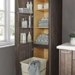 50 Brilliant Storage Design Ideas for Small Bathroom To Make It Look Spacious (20)