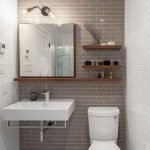 50 Brilliant Storage Design Ideas for Small Bathroom To Make It Look Spacious (22)