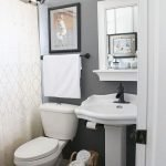 50 Brilliant Storage Design Ideas for Small Bathroom To Make It Look Spacious (29)