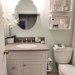 50 Brilliant Storage Design Ideas for Small Bathroom To Make It Look Spacious (3)