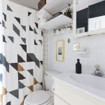 50 Brilliant Storage Design Ideas for Small Bathroom To Make It Look Spacious (35)