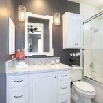 50 Brilliant Storage Design Ideas for Small Bathroom To Make It Look Spacious (4)