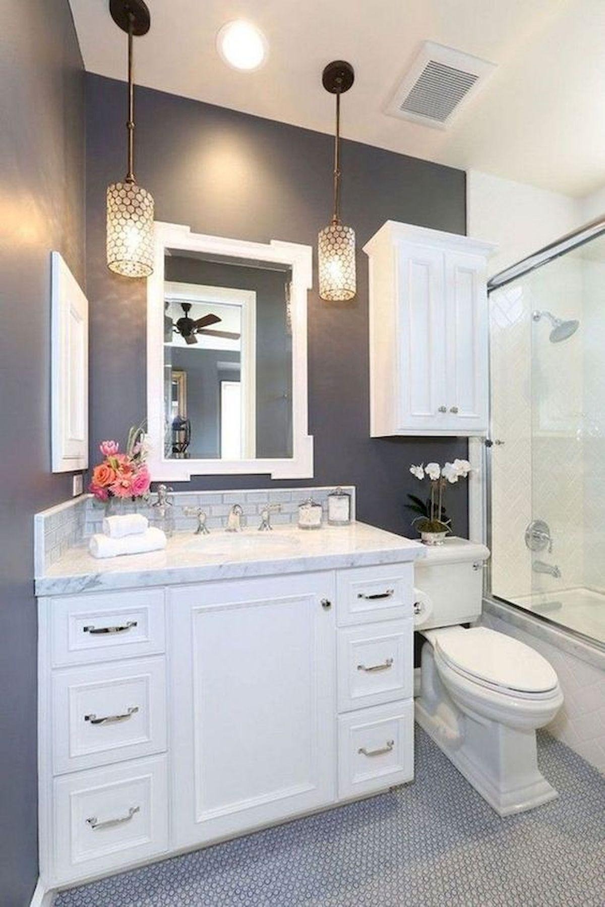 50 Brilliant Storage Design Ideas For Small Bathroom To Make It Look Spacious (4)