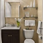 50 Brilliant Storage Design Ideas for Small Bathroom To Make It Look Spacious (43)