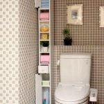 50 Brilliant Storage Design Ideas for Small Bathroom To Make It Look Spacious (45)