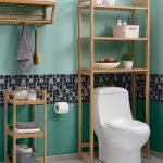 50 Brilliant Storage Design Ideas for Small Bathroom To Make It Look Spacious (48)