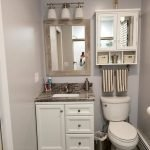 50 Brilliant Storage Design Ideas for Small Bathroom To Make It Look Spacious (7)