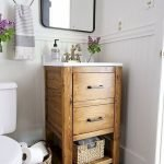 50 Brilliant Storage Design Ideas for Small Bathroom To Make It Look Spacious (8)