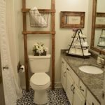 50 Cozy Bathroom Design Ideas for Small Space in Your Home (10)