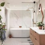 50 Cozy Bathroom Design Ideas for Small Space in Your Home (11)