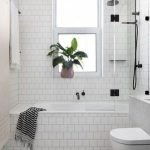 50 Cozy Bathroom Design Ideas for Small Space in Your Home (12)