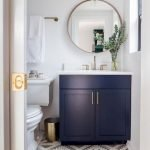 50 Cozy Bathroom Design Ideas for Small Space in Your Home (18)