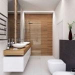 50 Cozy Bathroom Design Ideas for Small Space in Your Home (24)