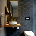 50 Cozy Bathroom Design Ideas for Small Space in Your Home (28)